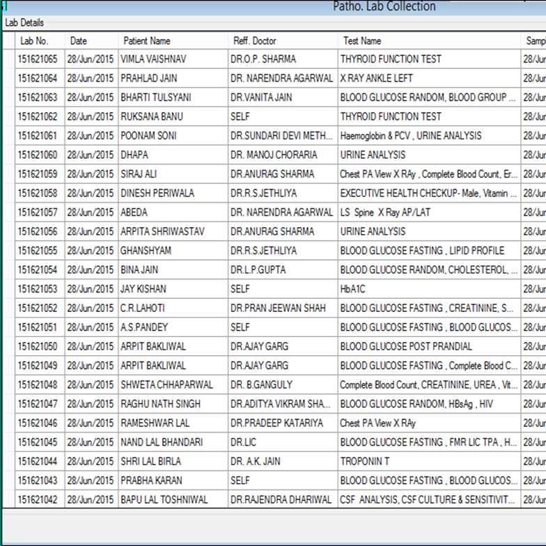 pathology software